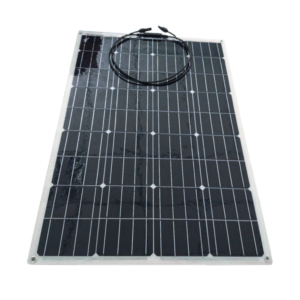 flexible 100 watt solar panel