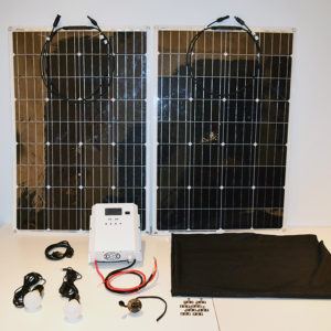 Flexible Solar Kits Buy Solar Power Products Online Canada