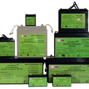 Batteries, Portable Power Packs & Solar Generators