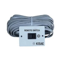 Remote Control On and Off Switch for MW SW Inverters and Inverter-Chargers Kisae
