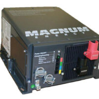 2000W 12V Modified Sine Wave Inverter and 100A Charger Magnum ME2012